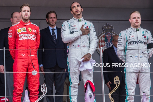 Monaco F1 GP 2019 - Race day