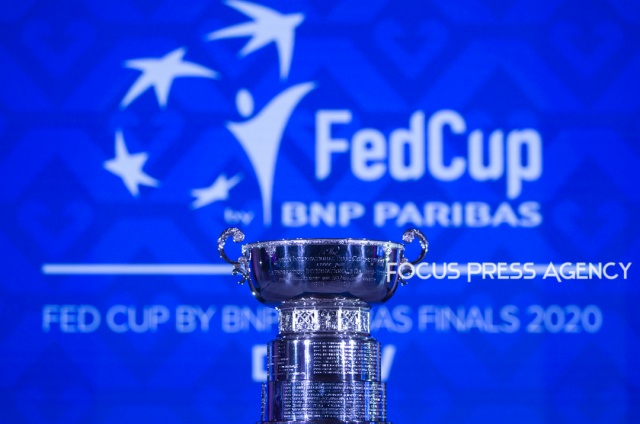 Fed Cup Final Draw 2020