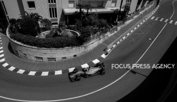 Fernando Alonso of Spain and McLaren Honda Team driver goes during the qualification at Grand Prix de Monaco on May 26, 2018 in Monte Carlo, Monaco.