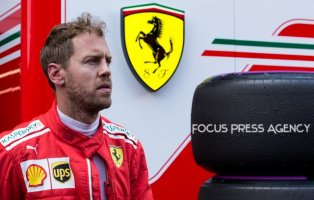 Sebastian Vettel of Germany and Scuderia Ferrari driver before the qualification at Austrian Formula One Grand Prix on Jun 30, 2018 in Red Bull Ring, Spielberg, Austria.