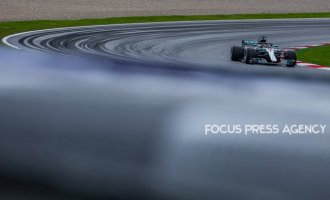 Lewis Hamilton of Great Britain and Mercedes AMG Petronas driver goes during the qualification at Austrian Formula One Grand Prix on Jun 30, 2018 in Red Bull Ring, Spielberg, Austria.