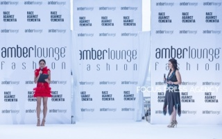Amber Lounge Charity Fashion Show on Friday night, May 24th at the Formula 1™ Monaco Grand Prix.