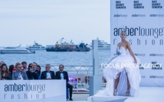 Charity Auction during the the Amber Lounge Charity Fashion Show 2019 in Monte-Carlo, Monaco.