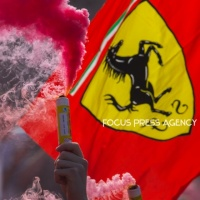 Ferrari fan aftre the race at Formula 1 Gran Premio Heineken on Sept 08, 2019 in Monza, Italy.